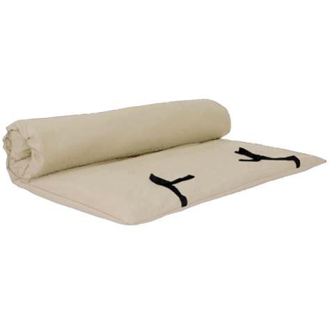 massaggi futon futon materassino per shiatsu e massaggio thai wellness