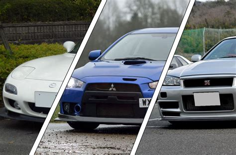 Fastest Japanese Cars 10k by The Fastest Japanese Cars Of All Time Garage Dreams