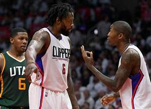 Clippers center DeAndre Jordan selected to All-NBA third ...