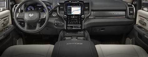 ram trucks  interior features
