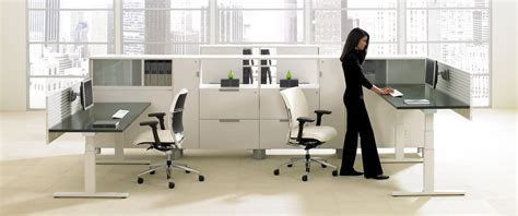 teknion chair adjust height livello the total office