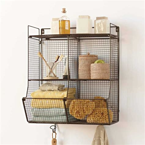small wire rack lightweight with a small footprint this wire unit stores