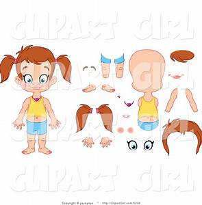 Clipart Parts Of The Body - Cliparts Galleries