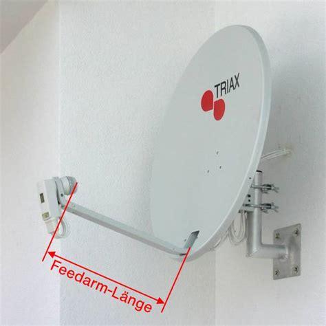hotbird einstellen winkel lnb abst 228 nde beim multifeed empfang satellitenempfang info