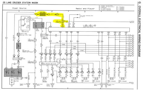 fj60 air conditioner wiring diagram wiring library