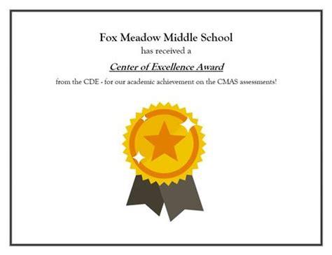 fox meadow middle school homepage