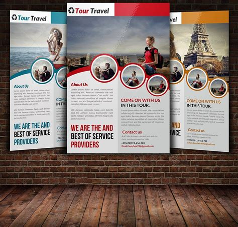 travel flyer template flyer template photography