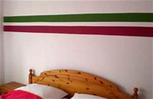 Streifen An Die Wand Malen Beispiele : streifen an wand malen anleitung streifen streichen ~ Markanthonyermac.com Haus und Dekorationen