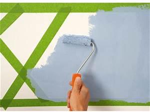 Wandgestaltung Mit Klebeband : abklebetechnik klebeband frogtape im test ~ Lizthompson.info Haus und Dekorationen
