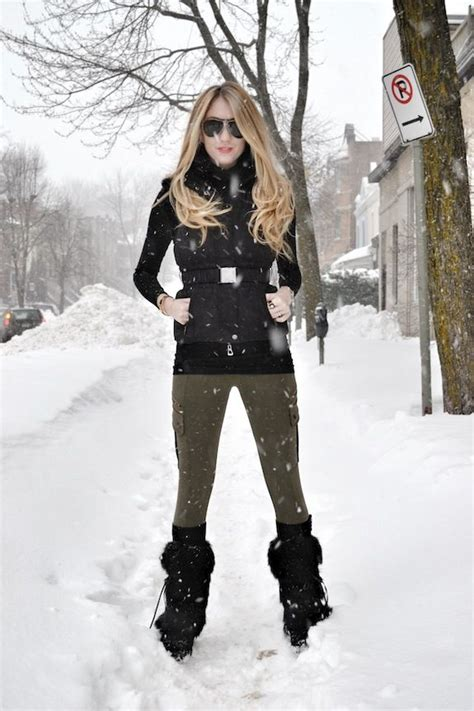 Snow day fashion   Winter outfits   Pinterest   Outfits for winter Snow and Cute winter outfits