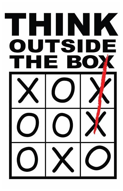Outside Box Thinking Shirt Think Clothing Hoodie