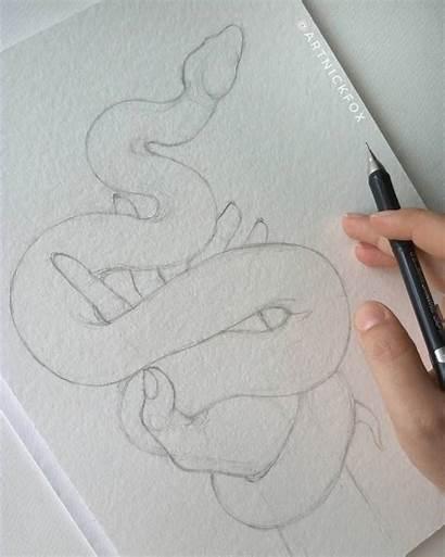 Drawings Beginners Pencil Cool Easy Trippy Fun