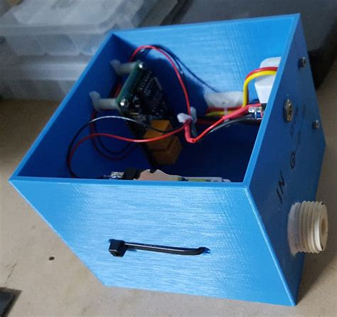 build  cheap wi fi controlled water valve