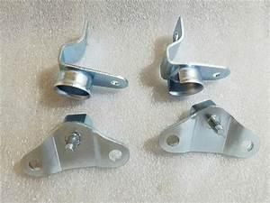 Tailgate Hinge 4pc Set 1999 2000 2001 2002 2003 2004 2005