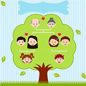 blank family tree template word Book Covers