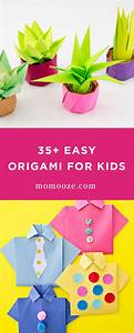 35  Easy Origami For Kids With Instructions