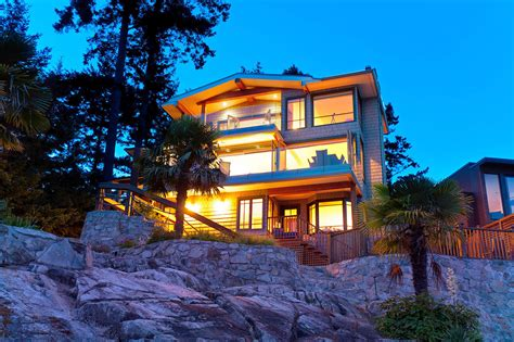 eagle island west vancouver homes  real estate bc canada