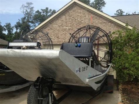 Airboat Houston by Diamondback Airboat For Sale