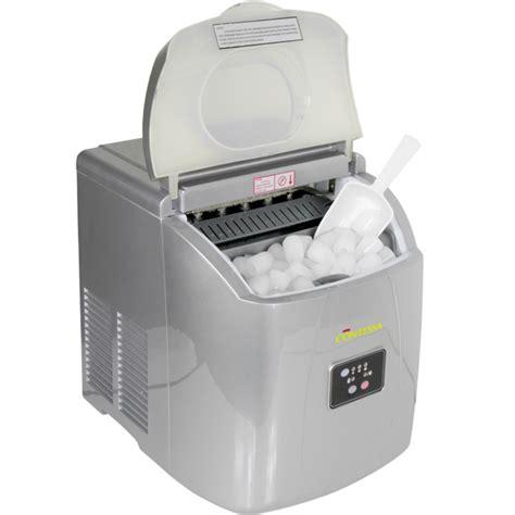 table top ice machine contessa mini table top ice maker drinkstuff