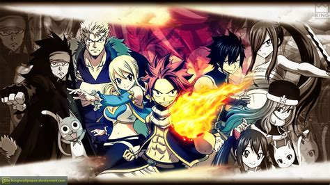 Anime 2014 Wallpaper - fairytail 2016 wallpapers wallpaper cave