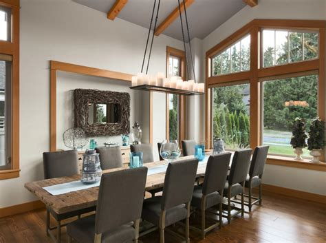 20 Beautiful Dining Rooms With Vaulted Ceiling Home