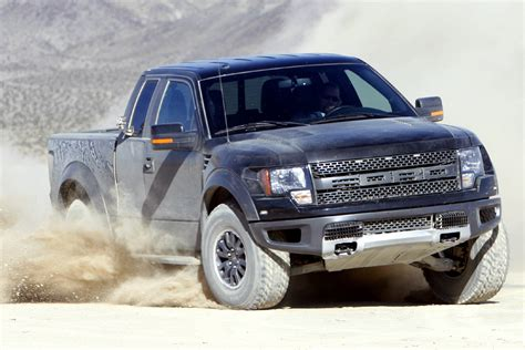 2018 Ford F 150 Svt Raptor 62l As Pickup Truck Of The Year