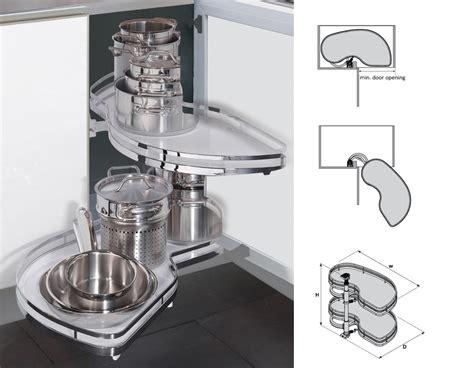 kitchen cabinet carousel corner kitchen accessories solution 5175