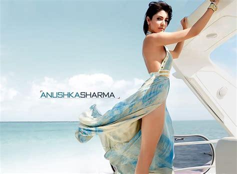 HD wallpaper: Anushka Sharma Hot Imgs, young adult, water ...