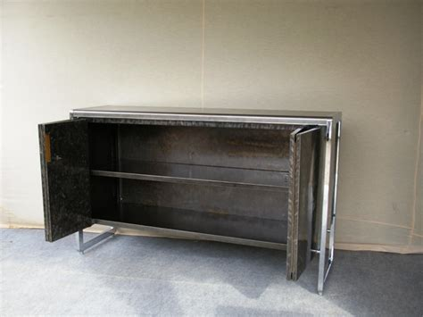 bureau loft industriel rangement industriel pour loft et bureau en acier brosse