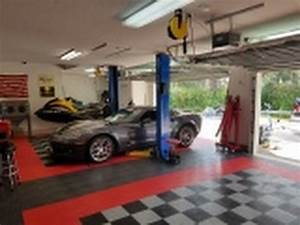 racedeck garage flooring review youtube With racedeck garage flooring reviews
