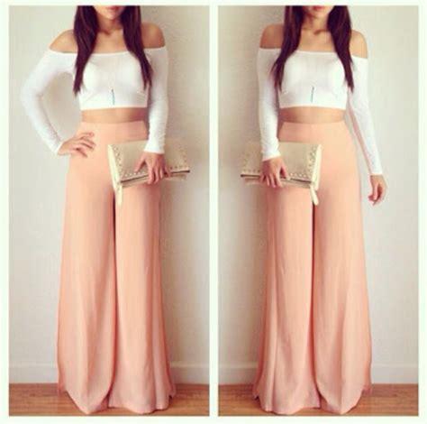 Jumpsuit pants dress pants crop tops dress top tumblr tumblr outfit - Wheretoget