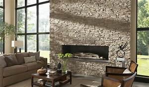 Kamin In Wand : dekosteine f r wand verkleiden sie die w nde ihrer wohnung ~ Michelbontemps.com Haus und Dekorationen