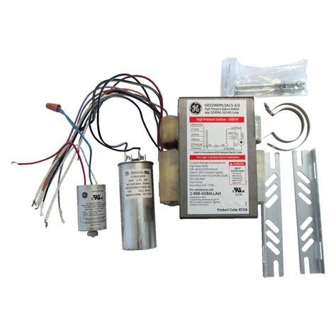 high pressure sodium lights 1000 watts ge magnetic ballast for 1000 watt high pressure sodium