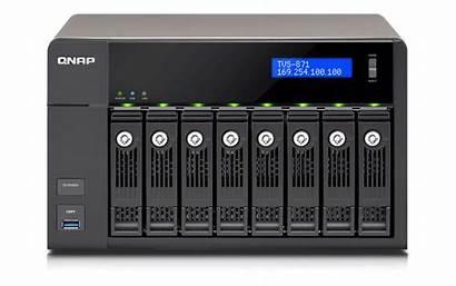 Qnap Tvs Nas Storage X71 Das 4k