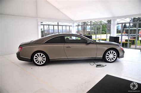 Xenatec Maybach Coupe Makes Debut In Geneva