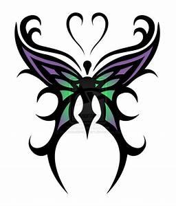 25+ best ideas about Tribal butterfly tattoo on Pinterest ...