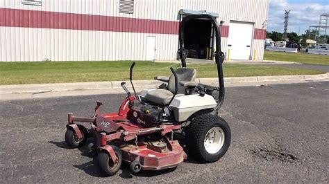 exmark lazer z zero turn lawn mower