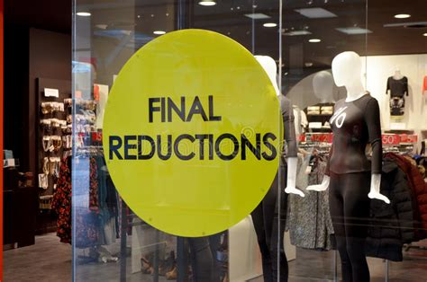 Final reductions stock photo. Image of offer, final ...