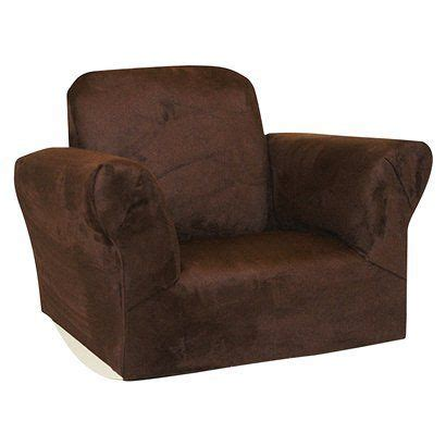 pottery barn anywhere chair knock komfy standard rocker chair chocolate rockers