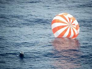 Recovered SpaceX Capsule Arrives at California Port ...