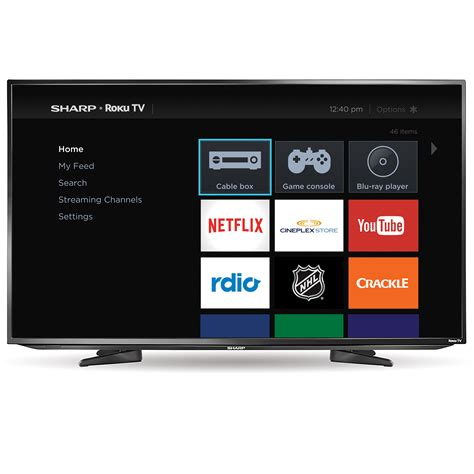 Sharp Roku TV Models Announced Sharp Roku TV Models, Roku ...