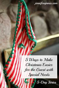 5 Ways to Make Christmas Easier for the Guest with Special ...