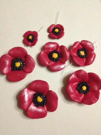 fiore fimo collana fimo fiore gioielli collane di idee chic