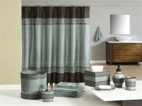 brown and blue bathroom accessories bathroom design