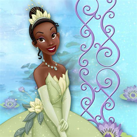 The Princess And The Frog Beverage Napkin Hd Image For Ipad Air 2  Cartoons Wallpapers