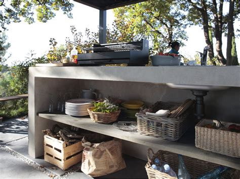la cuisine d pratique et esthétique adoptez la cuisine d extérieur