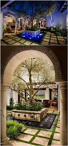 15, Totally, Unique, Ways, To, Design, Your, Courtyard