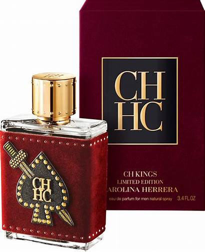 Perfume Herrera Carolina Kings Limited Edition Masculino
