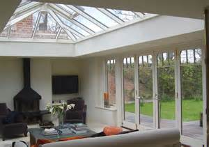 kitchen extension design ideas woodburner in orangery room extensions