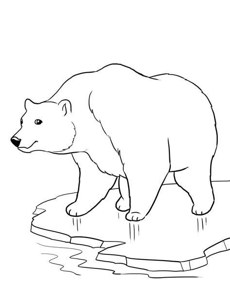 Puzzel Kleurplaat by Ijsbeer Kleurplaat Puzzel Thema Winter Kikker In De